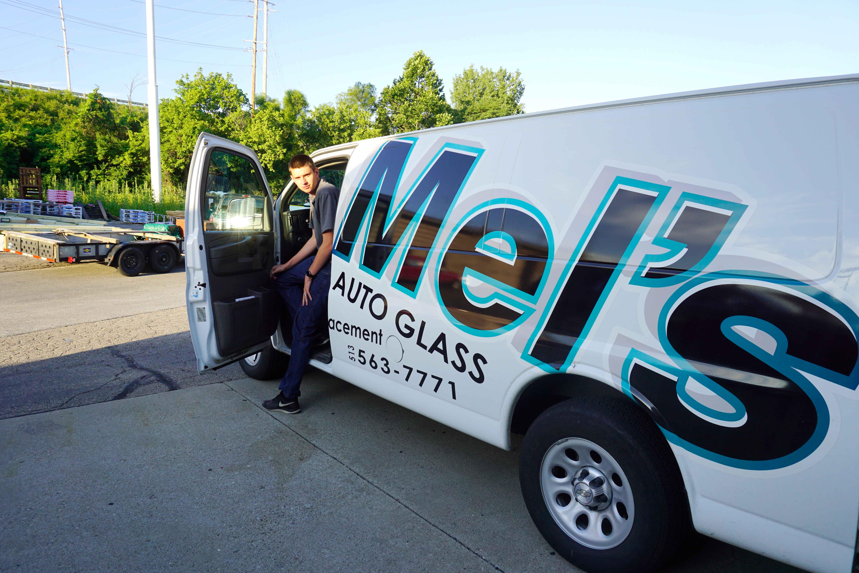 Mel's Repair Truck